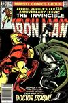 Cover for Iron Man (Marvel, 1968 series) #150 [Newsstand Edition]