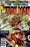 Cover for Iron Man (Marvel, 1968 series) #151