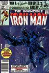 Cover Thumbnail for Iron Man (1968 series) #152 [Newsstand]