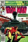 Cover for Iron Man (Marvel, 1968 series) #155