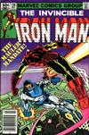 Cover for Iron Man (Marvel, 1968 series) #156 [Newsstand]