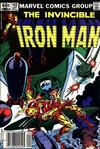 Cover for Iron Man (Marvel, 1968 series) #162