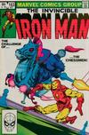 Cover Thumbnail for Iron Man (1968 series) #163 [Direct Edition]