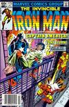 Cover Thumbnail for Iron Man (1968 series) #172 [Newsstand]