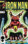 Cover Thumbnail for Iron Man (1968 series) #185 [Direct Edition]