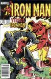 Cover Thumbnail for Iron Man (1968 series) #192 [Canadian price variant]