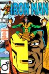 Cover Thumbnail for Iron Man (1968 series) #195 [Direct Edition]