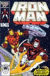 Cover for Iron Man (Marvel, 1968 series) #215 [Newsstand]