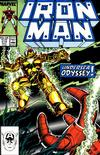 Cover Thumbnail for Iron Man (1968 series) #218 [Direct Edition]