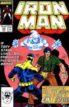 Cover for Iron Man (Marvel, 1968 series) #220 [Direct]