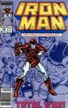 Cover Thumbnail for Iron Man (1968 series) #225 [Newsstand]
