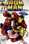 Cover for Iron Man (Marvel, 1968 series) #234 [Direct]