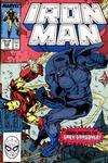 Cover Thumbnail for Iron Man (1968 series) #236 [Direct]