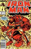 Cover for Iron Man (Marvel, 1968 series) #238 [Newsstand]