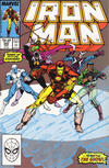 Cover for Iron Man (Marvel, 1968 series) #240 [Direct]