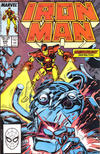 Cover for Iron Man (Marvel, 1968 series) #245 [Direct]