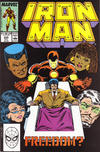 Cover Thumbnail for Iron Man (1968 series) #248 [Direct]