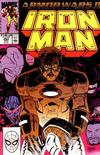 Cover for Iron Man (Marvel, 1968 series) #262