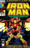 Cover for Iron Man (Marvel, 1968 series) #265 [Direct]