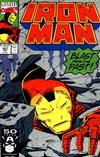 Cover for Iron Man (Marvel, 1968 series) #267 [Direct]