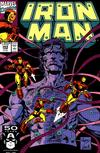 Cover for Iron Man (Marvel, 1968 series) #269 [Direct]