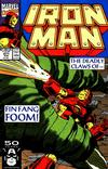Cover for Iron Man (Marvel, 1968 series) #271 [Direct]