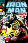 Cover for Iron Man (Marvel, 1968 series) #275 [Direct]