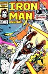Cover Thumbnail for Iron Man Annual (1976 series) #8 [Direct Edition]