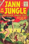 Cover for Jann of the Jungle (Marvel, 1955 series) #9
