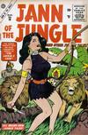 Cover for Jann of the Jungle (Marvel, 1955 series) #10