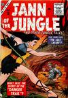 Cover for Jann of the Jungle (Marvel, 1955 series) #12