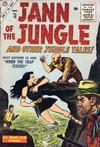 Cover for Jann of the Jungle (Marvel, 1955 series) #13