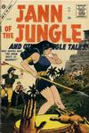 Cover for Jann of the Jungle (Marvel, 1955 series) #17