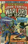 Cover for John Carter Warlord of Mars (Marvel, 1977 series) #8