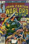 Cover for John Carter Warlord of Mars (Marvel, 1977 series) #9