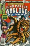 Cover for John Carter Warlord of Mars (Marvel, 1977 series) #21