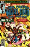 Cover for John Carter Warlord of Mars (Marvel, 1977 series) #25