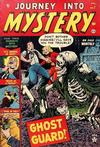 Cover for Journey into Mystery (Marvel, 1952 series) #7