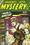 Cover for Journey into Mystery (Marvel, 1952 series) #9