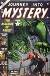Cover for Journey into Mystery (Marvel, 1952 series) #10