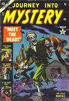Cover for Journey into Mystery (Marvel, 1952 series) #11