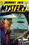 Cover for Journey into Mystery (Marvel, 1952 series) #25