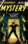Cover for Journey into Mystery (Marvel, 1952 series) #40