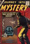 Cover for Journey into Mystery (Marvel, 1952 series) #45