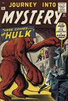 Cover for Journey into Mystery (Marvel, 1952 series) #62