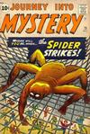 Cover for Journey into Mystery (Marvel, 1952 series) #73