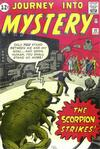 Cover for Journey into Mystery (Marvel, 1952 series) #82