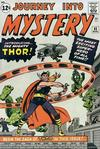 Cover Thumbnail for Journey into Mystery (1952 series) #83