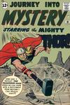 Cover Thumbnail for Journey into Mystery (1952 series) #86