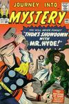 Cover for Journey into Mystery (Marvel, 1952 series) #100